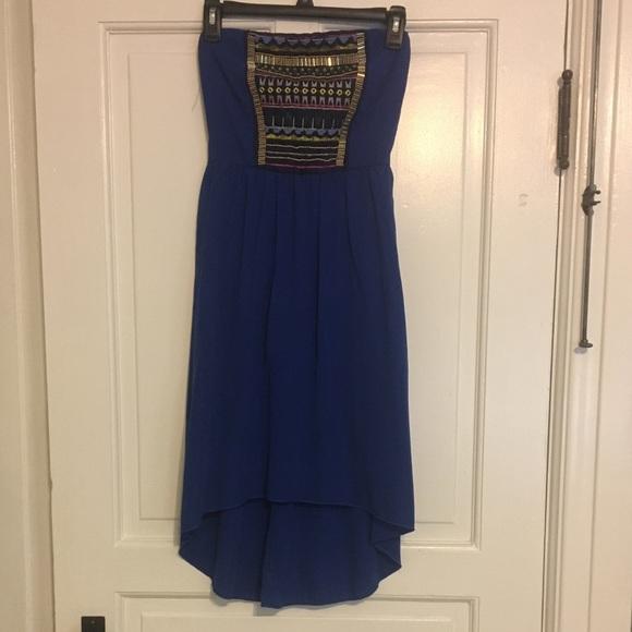 Maurices Dresses & Skirts - Strapless Dress